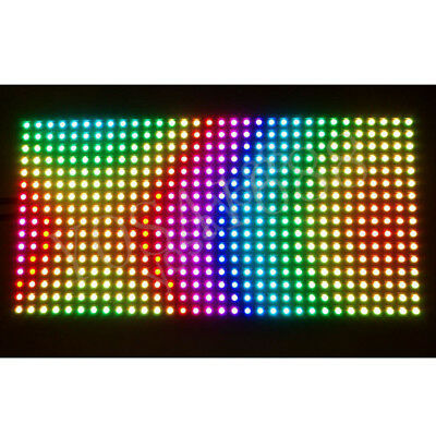 64x32 led display module dot matrix p4 smd led module P4 indoor led screen 1pc