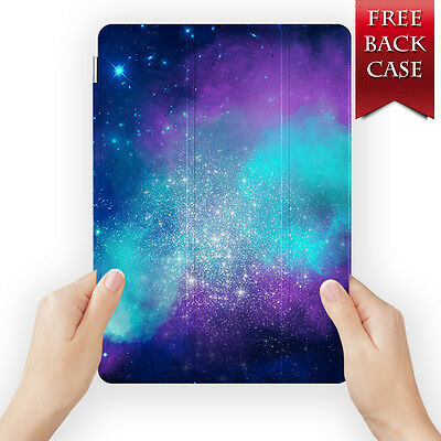 Universe Galaxy Smart Case Pro Cover For Ipad 2 3 4 5 6 Air Mini Retina Display