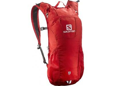 Zaino Backpacks Outdoor Trail Running SALOMON TRAIL 10 col. bright red