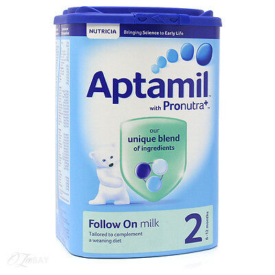 New Aptamil Follow On Milk 2 from 6 Months