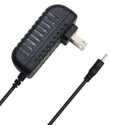 5V AC wall adapter for IRULU Walknbook W2 2-in-1 tablet PC Power Charger DC Cord