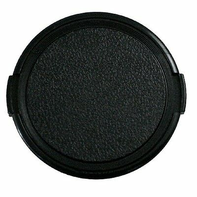 Plastic 86mm Snap-on Front Lens Cap Filter  adapter Hood Cover for Sony Canon