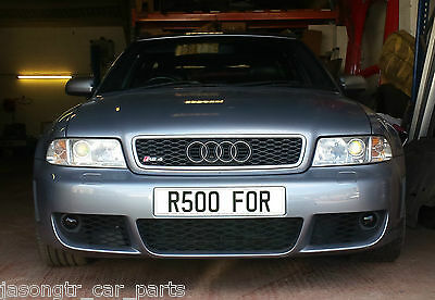 Private Number Plate - R5 00 FOR  (RS4 - R500 etc) on retention - fees included