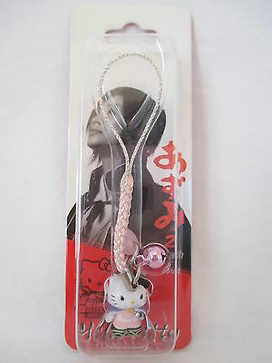 Hello Kitty Cell Phone Strap Charm - Sanrio - Movie Azumi - Japan KAWAII