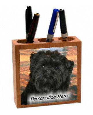 Affenpinscher  Personalized  Pencil and Pen Holder