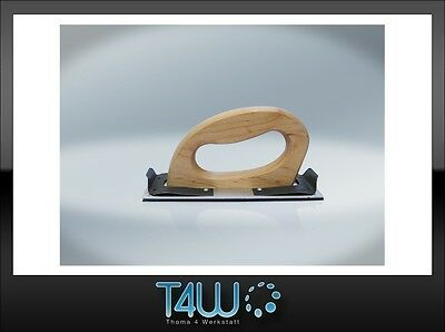 T4W Wooden hand sanding block durable effective / 70mm x 125mm
