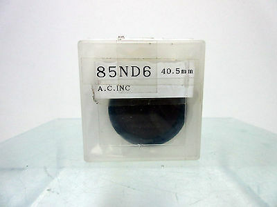 Schneider 40.5mm 85ND.6 Filter 85 & Neutral Density 0.6 Combination Filters
