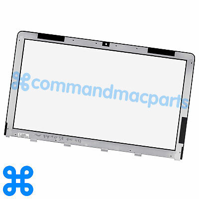 "21.5"" GLASS PANEL FRONT LCD DISPLAY COVER - iMac A1311 (Late 2009 Mid 2010 2011)"