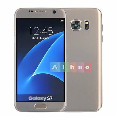 1:1 Non-Working Dummy Display Toy Fake Phone For SAMSUNG GALAXY S7 Gold【UK】