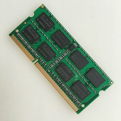 Samsung chips 4GB PC3-8500s DDR3-1066 1066Mhz 204pin Sodimm 4G Laptop Memory