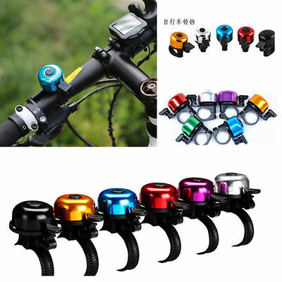 Sport Bike Bicycle Cycling Bell Metal Horn Ring Safety Sound Alarm Handlebar NEW