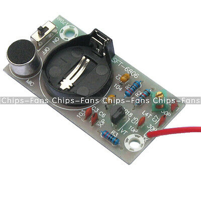 80MHz-108MHz FM Radio Transmitter Module For Wireless Microphone Radio Station