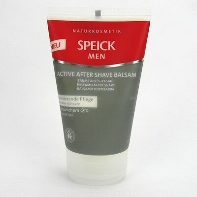 (8,85/100ml) Speick Men Active After Shave Balsam 100 ml