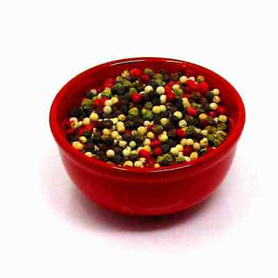 Rainbow Peppercorns 8 oz , 4 type mixed peppercorn
