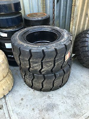 28x12x15 FORKLIFT TIRES WITH RIM