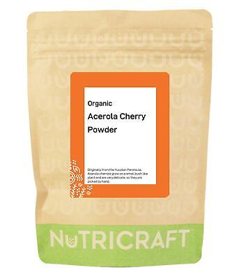 ACEROLA cherry powder (organic) - Brazilian freeze dried - pick size: 25g to 1kg