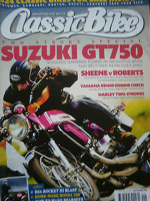 CLASSIC BIKE MAGAZINE # 09/09 # feat 2-STROKE ISSUE / GT750 KETTLE / YAM RD400