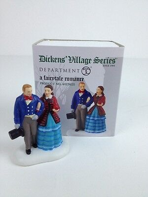 Department 56 Dickens Village A Fairytale Romance