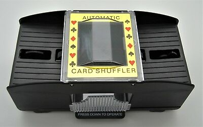 Automatic Playing Cards Card Games Poker Sorter Mixer Shuffler Shuffling Shuffle