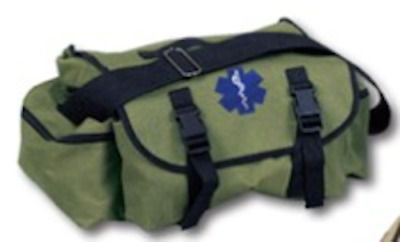Tacmed EMI Response Bag - OD Green first responder - NEW