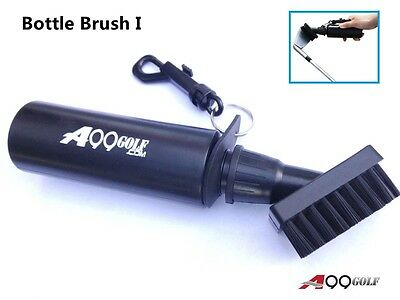 A99 Golf Club's Washing Brush Refillable wet cleaning with logo