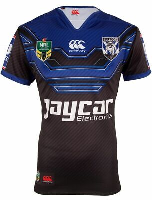 Canterbury Bulldogs 2016 Alternate Jersey Adults & Kids Sizes Available BNWT