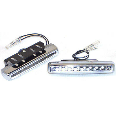 LED Strip Reverse/Side Light Pair For Kit Car, Classic