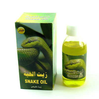 Original Natural Snake Oil for Hair 125ml No Chemicals UK Seller