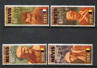 Nevis MNH 2003 The 100th Anniversary of Tour de France Cycle Race