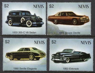 Nevis MNH 2003 The 100th Anniverssary of General Motors Cadillac