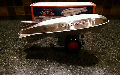 Schylling Aluminum Air Ship with box
