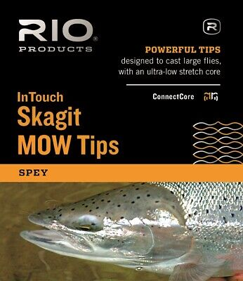 RIO InTouch MOW Tips - Skagit Sink Tips - Salmon Sink Tips