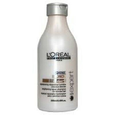SHAMPOOING L OREAL PROFESSIONNEL SHINE BLOND 250Ml