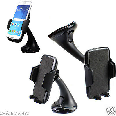 Rotating Phone In Car Mount Holder Cradle Stand for Samsung Galaxy S7 EDGE Phone