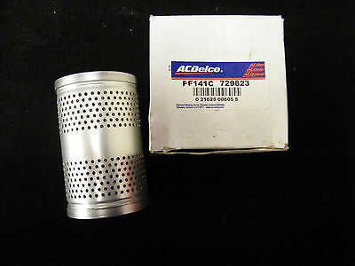 1965 1966 1967 Chevelle Ss 396 Oil Filter Ac Delco