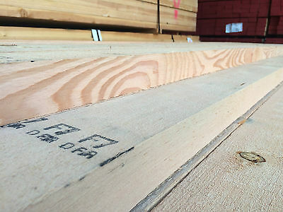 Timber, F7 Canadian Oregon, New 100X50 @ 3.0M, 4X2, Structural Timber $8.10 Each