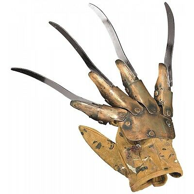 Supreme Edition Metal Freddy Glove Nigthmare on Elm Street Men Costume Accessory