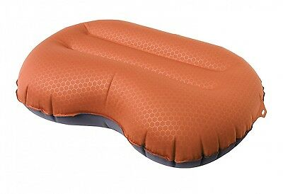 Brand New Exped Air Pillow Lite Lightweight Camping Backpacking Orange, Large