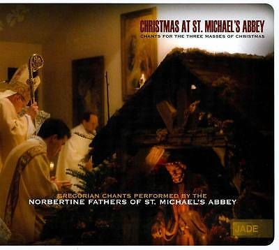 Norbertine Fathers of St. Michael's Abbey - Christmas at St. Michael...