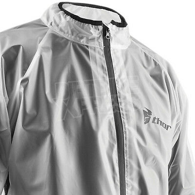 Husqvarna 3HS1521705 RAIN JACKET TRANSPARENT TG XL-XXL