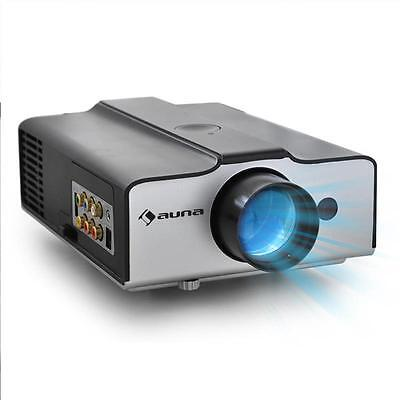 HOME CINEMA LED PROJECTOR SYSTEM HDMI INPUT 800 x 600 RESOLUTION 1300 ANSI