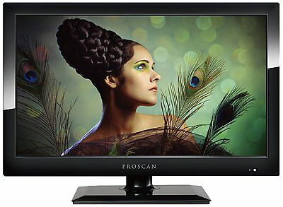 Proscan PLED1960A 19-Inch 720p 60Hz LED TV with HDMI input & 3.5mm audio output