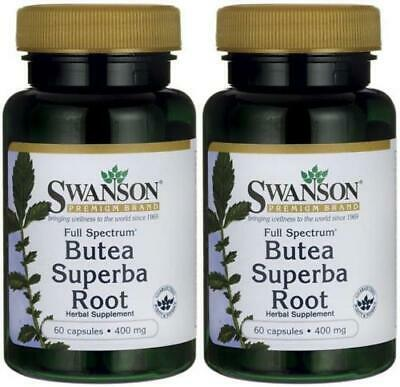 2X Butea Superba Root 400mg x 60(120) Capsules - 24HR DISPATCH