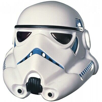 Stormtrooper Mask Star Wars Adult Costume Fancy Dress