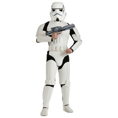 Stormtrooper Costume Adult Star Wars Halloween Fancy Dress