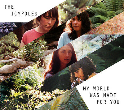 The Icypoles - My World Was Made For You