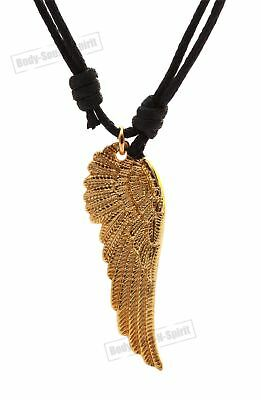 Stylish Gothic Chief Native American Indian Feather Punk Pendant Necklace gift