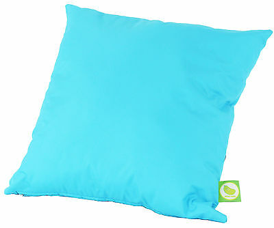 Waterproof Outdoor Garden Furniture Seat Bench Cushion Filled with Pad - Aqua