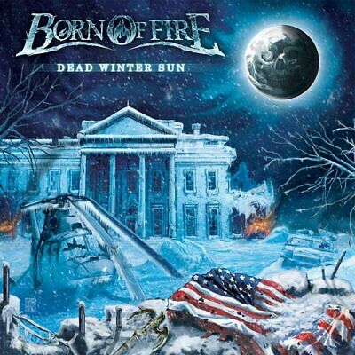 BORN OF FIRE - Dead Winter Sun NEU!! BLACK VINYL