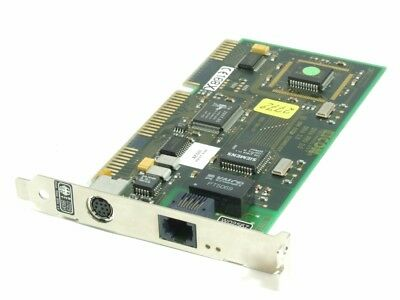 Eicon Diva Pro 2.0 Internal ISA ISDN Modem Fax MSN S0 Card Card 800-191-01 W028